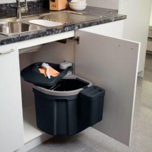 Poubelle - Vide déchets et vide ordures